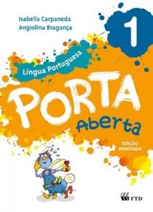 Porta Aberta Português 1º Ano Edição Renovada