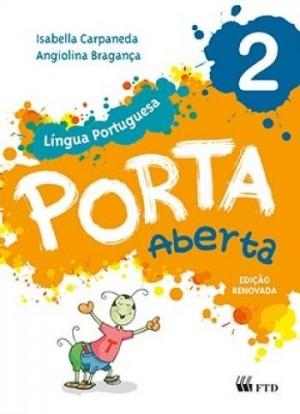 Porta Aberta Português 2º Ano Edição Renovada