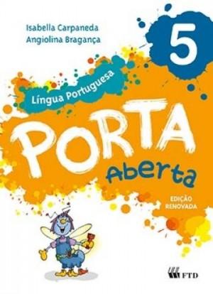 Porta Aberta Português 5º Ano Edição Renovada