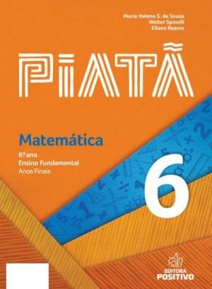 Piatã - Matemática 6º Ano