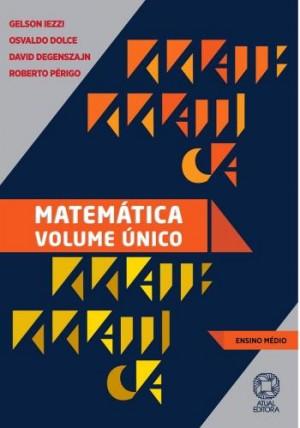 Matemática Volume Único - 5ª Edição