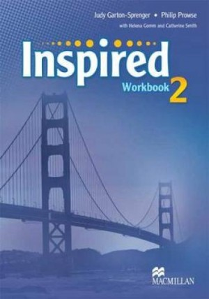 Inspired Workbook - Inglês 2