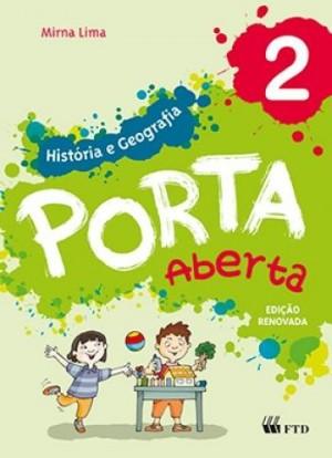Porta Aberta História e Geografia 2º Ano Edição Renovada