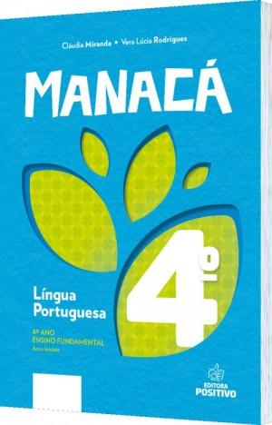 Manacá - Língua Portuguesa 4º Ano