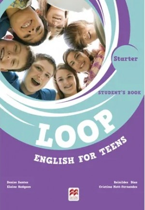 Loop English For Teens Students Book  Starter
