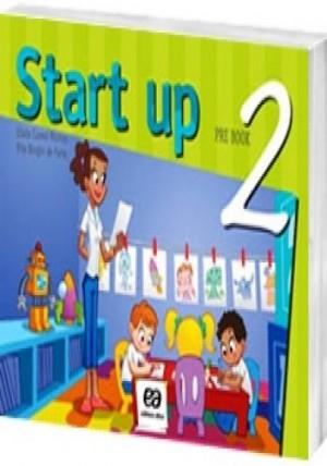 Start Up Pré-Book 2 - 1ª Edição