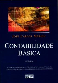 Contabilidade Básica - 10ª Edição (Texto)