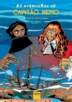 As aventuras do Capitão Nemo: O Navio Fantasma!