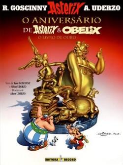 O aniversário de Asterix & Obelix - O livro de ouro