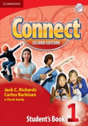 Connect Students Book 1 - 2ª Edição