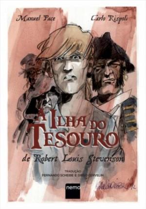 Ilha do Tesouro de Robert Louis Stevenson