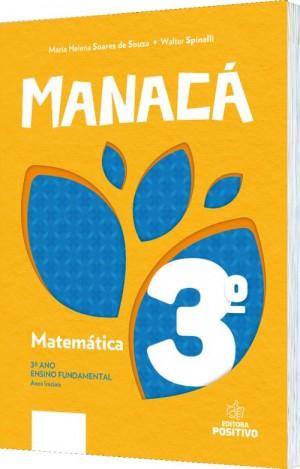 Manacá - Matemática 3º Ano