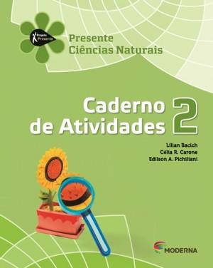 Projeto Presente Ciências Caderno de Atividades 2º Ano