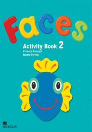 Faces Activity Book 2