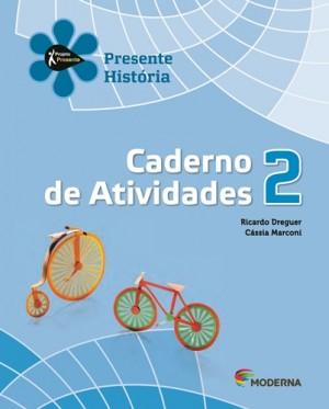 Projeto Presente História Caderno de Atividades 2º Ano