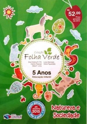 Folha Verde Natureza e Sociedade 5 Anos