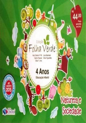 Folha Verde Natureza e Sociedade 4 Anos