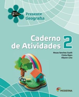 Projeto Presente Geografia Caderno de Atividades 2º Ano