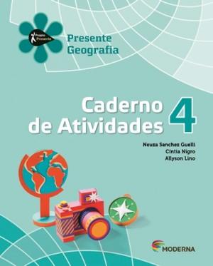 Projeto Presente Geografia Caderno de Atividades 4º Ano