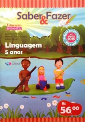 Saber e Fazer Linguagem 5 Anos