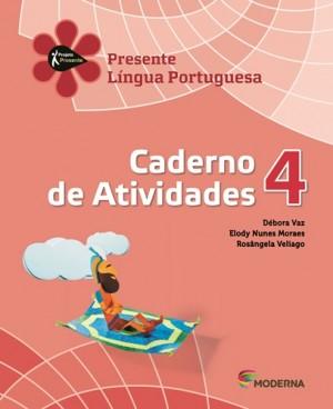 Projeto Presente Português Caderno de Atividades 4º Ano