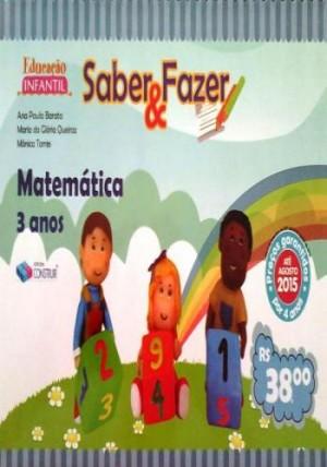 Saber e Fazer Matemática 3 Anos