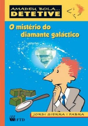 Mistério do diamante Galático