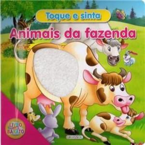 Toque e Sinta - Animais da Fazenda
