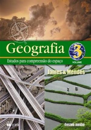 Geografia Estudos Para Compreensão do Espaço 3 - 1ª Edição