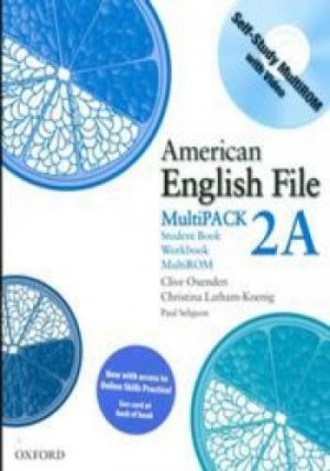 American English File 2A Multipack