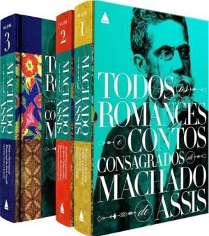 Box - Todos os Romances e Contos de Machado de Assis