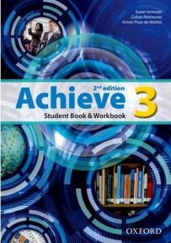 Achieve Student Book & WorkBook 3 - 2ª Edição