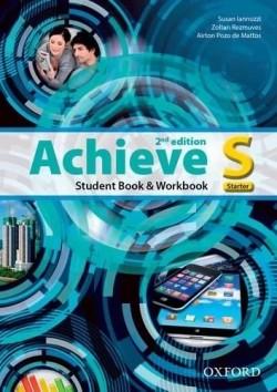 Achieve Student Book & Workbook Starter - 2ª Edição