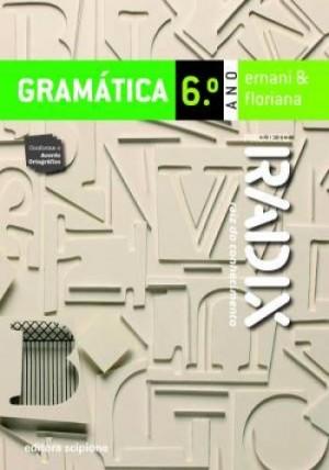 Projeto Radix Gramática 6º Ano - 2ª Edição