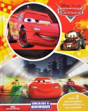 Carros - Encaixe & Brinque