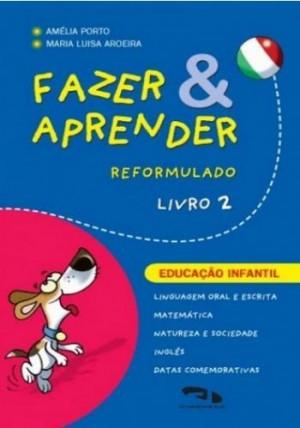 Fazer e Aprender - Reformulado Livro 2