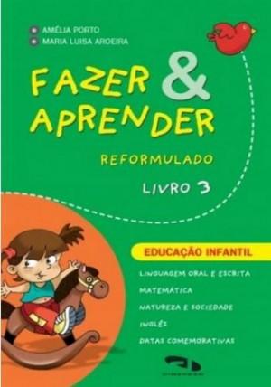 Fazer e Aprender - Reformulado Livro 3
