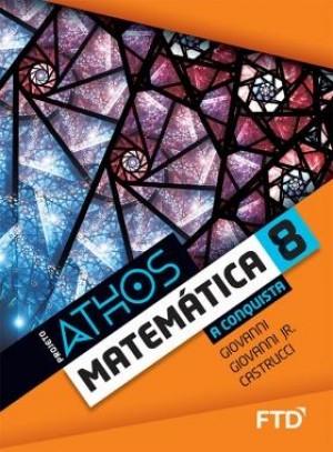 Projeto Athos Matemática - A Conquista 8º Ano