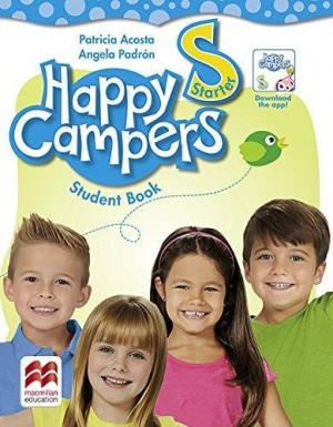 Happy Campers Starter - Student´s Book and Language Lodge