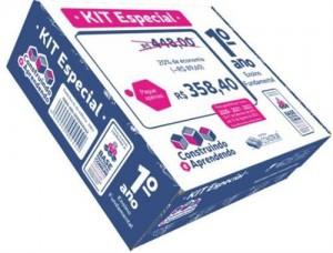 Kit Especial Construindo e Aprendendo 1º ano - 2020