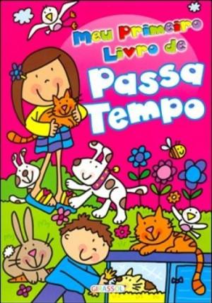 Meu Primeiro Livro de Passatempo - Animais