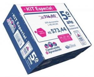 Kit Especial Construindo e Aprendendo 5º ano - 2020