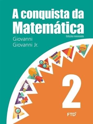 A Conquista da Matemática 2º Ano - Edição Renovada