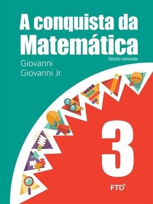 A Conquista da Matemática 3º Ano - Edição Renovada