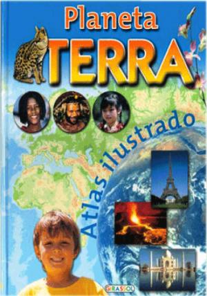 Planeta Terra Atlas Ilustrado