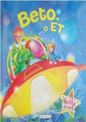 Espie e Brinque - Beto, o ET