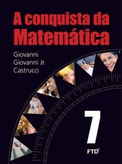 A Conquista da Matemática 7º Ano