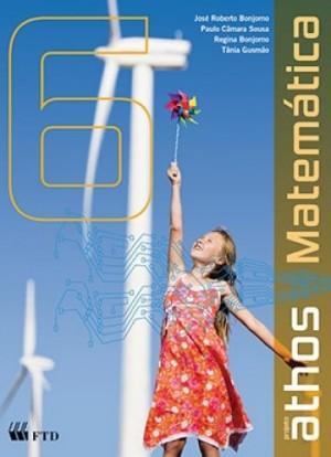 Projeto Athos Matemática 6º Ano - 1ª Edição