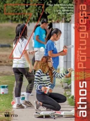 Projeto Athos Português 7º Ano - 1ª Edição
