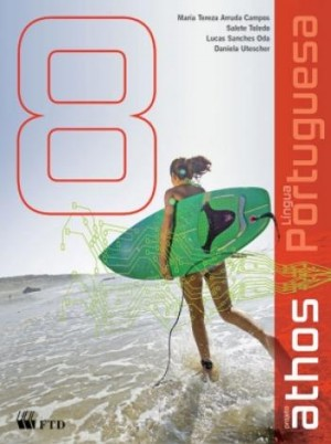 Projeto Athos Português 8º Ano - 1ª Edição